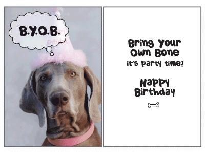 Birthday - BYOB