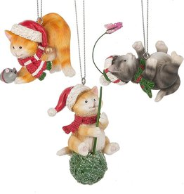 Kittens At Play Ornament