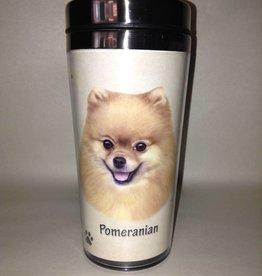 Pet Tumbler-Pomeranian