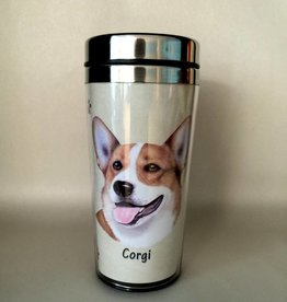Pet Tumbler-Welsh Corgi