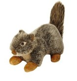 "12"" Fluff & Tuff Squirrel"