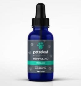Pet Releaf Hemp Oil 700  1 oz 200 mg Hemp Oil for Dogs