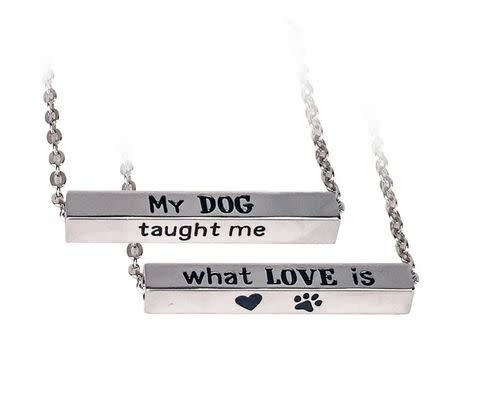 Spoontiques Dog Necklace