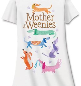 Mother of Weenies  Sleep Shirt