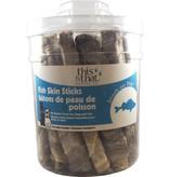 Dog Fish Skin Sticks