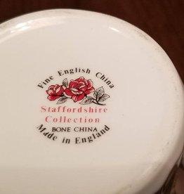 China English Tea Plate Dachshund