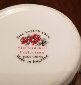 China English Tea Plate Old English Sheepdog