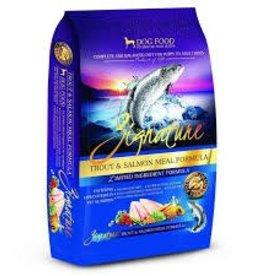 Zignature Trout & Salmon Meal Formula Dog Food, 27 Lb
