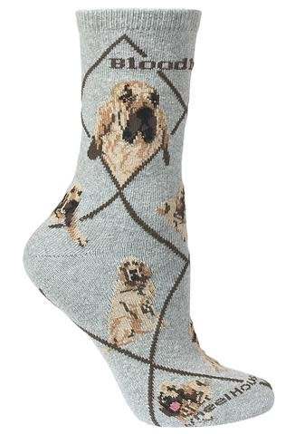 Bloodhound Socks