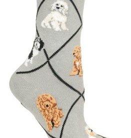 Cockapoo Socks