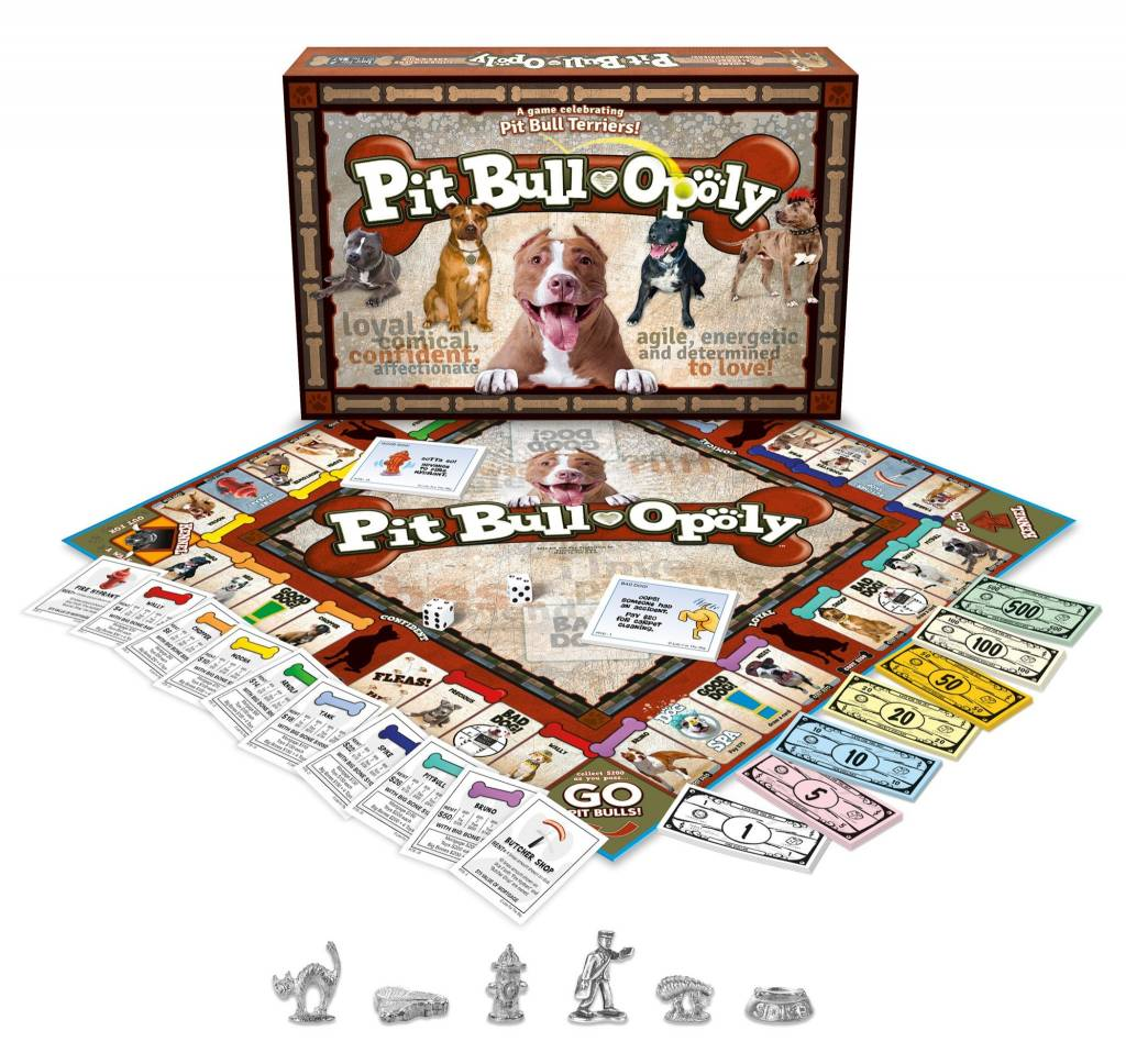 Dog-Opoly - Pit Bull-Opoly