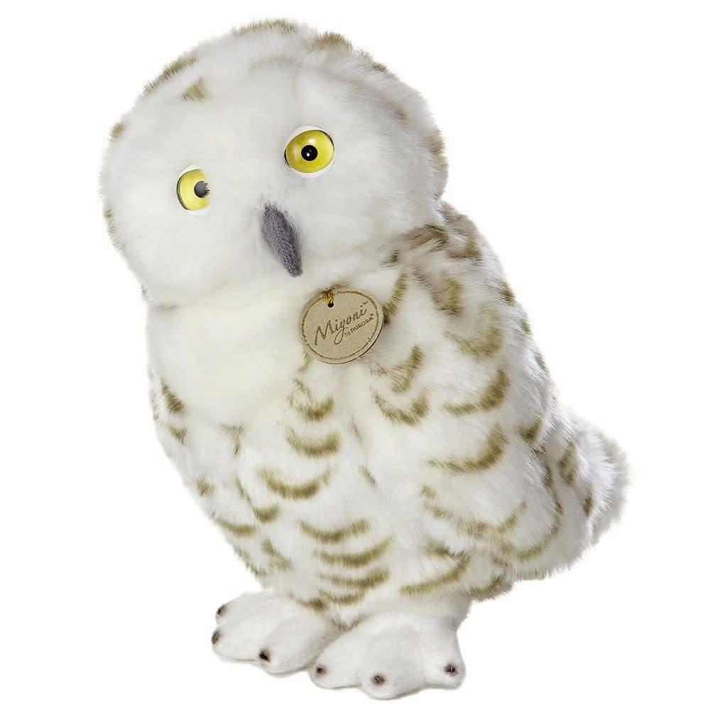 "Miyoni Snowy Owl, 11"""