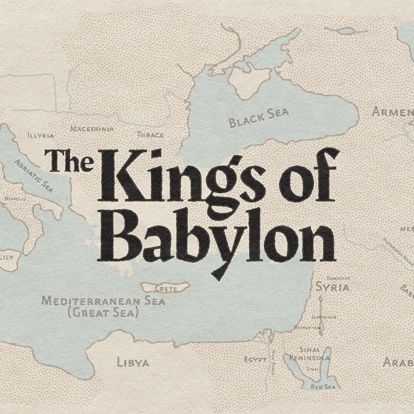 Kings of Babylon Series DVDS