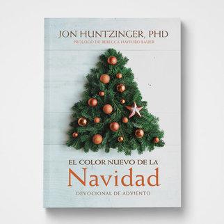 A New Color for Christmas PB Spanish
