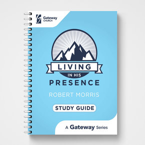 Living in His Presence SG