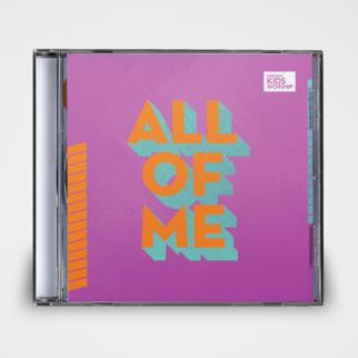 Gateway Kids -  All of Me CD/DVD