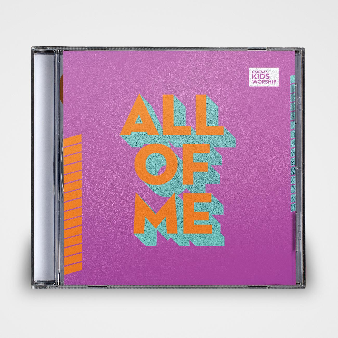 Gateway Kids - All of Me CD *PRE-ORDER*