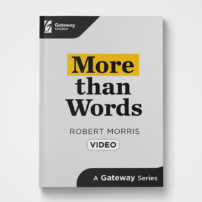 More Than Words DVD