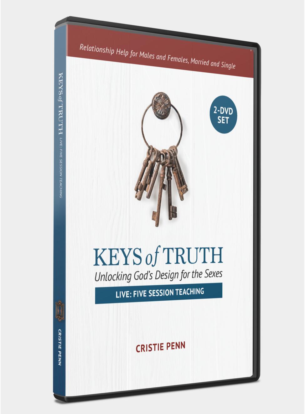 Keys of Truth DVD