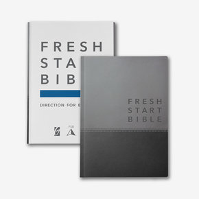 Fresh Start Bible Deluxe LL *PRE-ORDER*