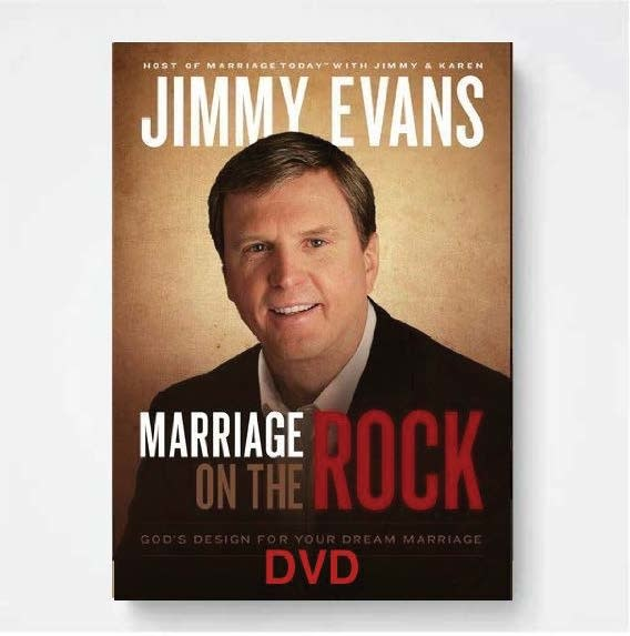 MARRIAGE TODAY Marriage on the Rock DVD