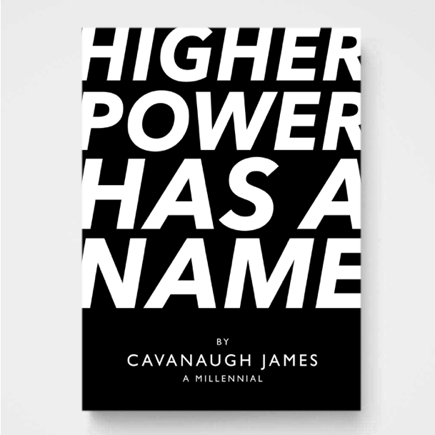 Higher Power Has a Name HB
