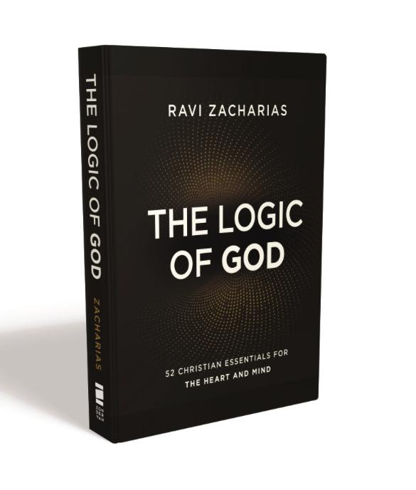 Logic of God HB