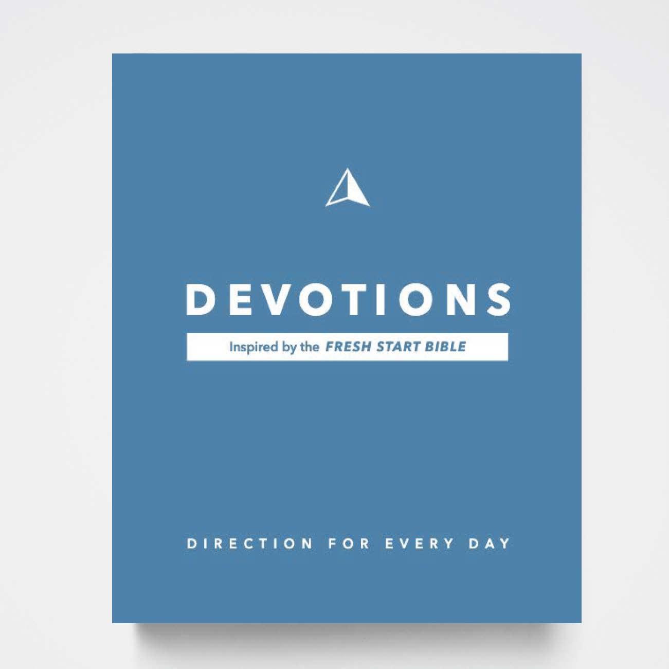 Fresh Start Bible Devotional OOP