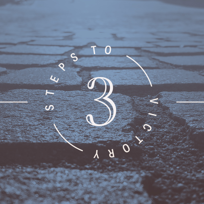 3 Steps to Victory Series CD