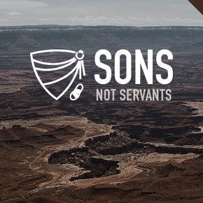 Sons not Servants Series CDS