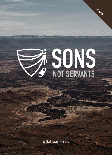 Sons not Servants Series CDS