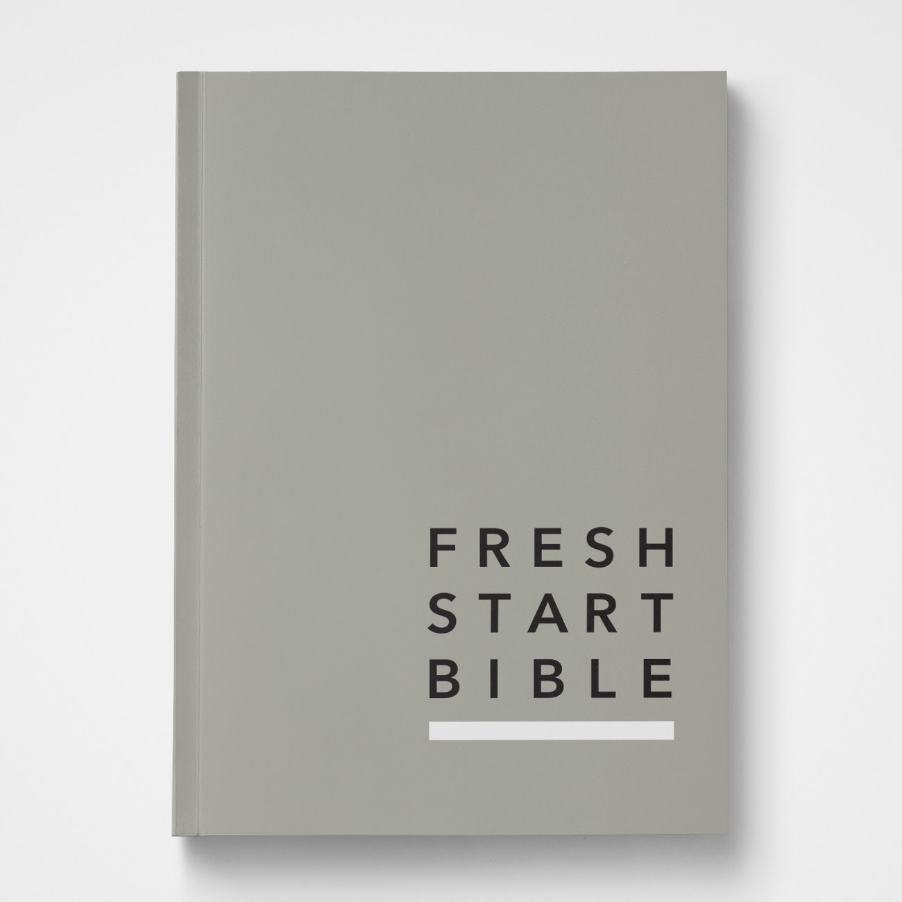 Fresh Start Bible Correctional Edition (Bulk Pack)
