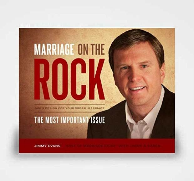Marriage on the Rock CD