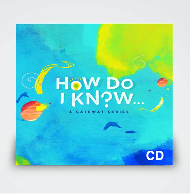 How Do I Know CDs 2020