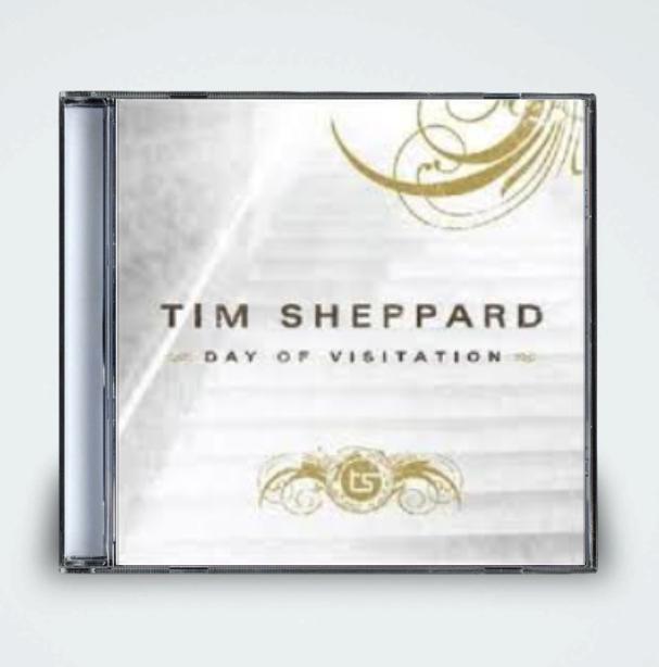 Tim Sheppard: Day of Visitation CD