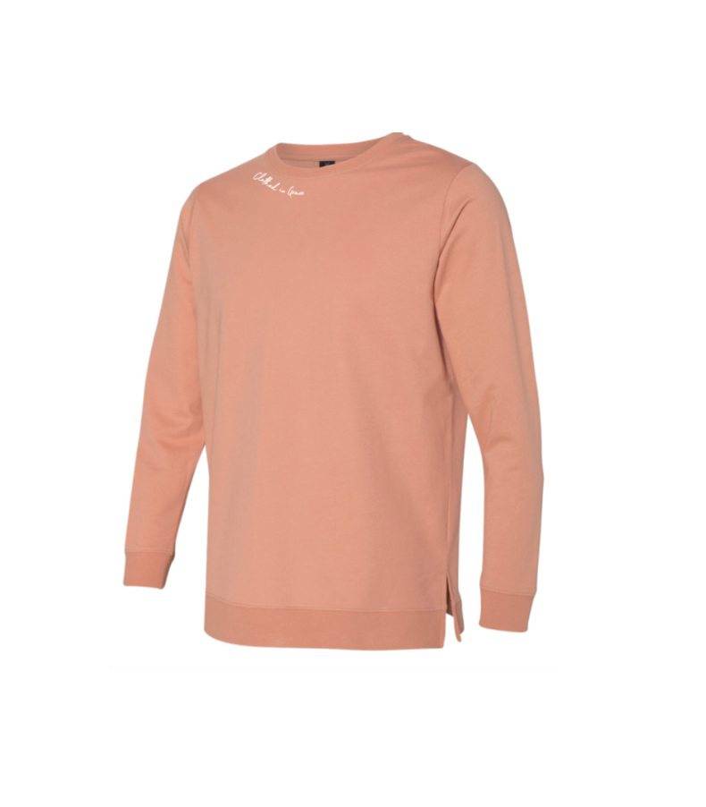 Clothed in Grace Pullover
