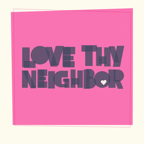 Love Thy Neighbor DVD