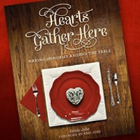 Hearts Gather Here Spiral Hardback