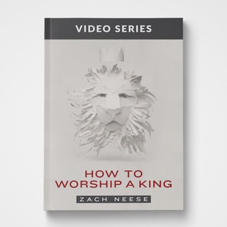 How To Worship A King DVD