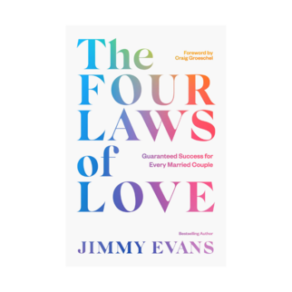 The Four Laws of Love HB