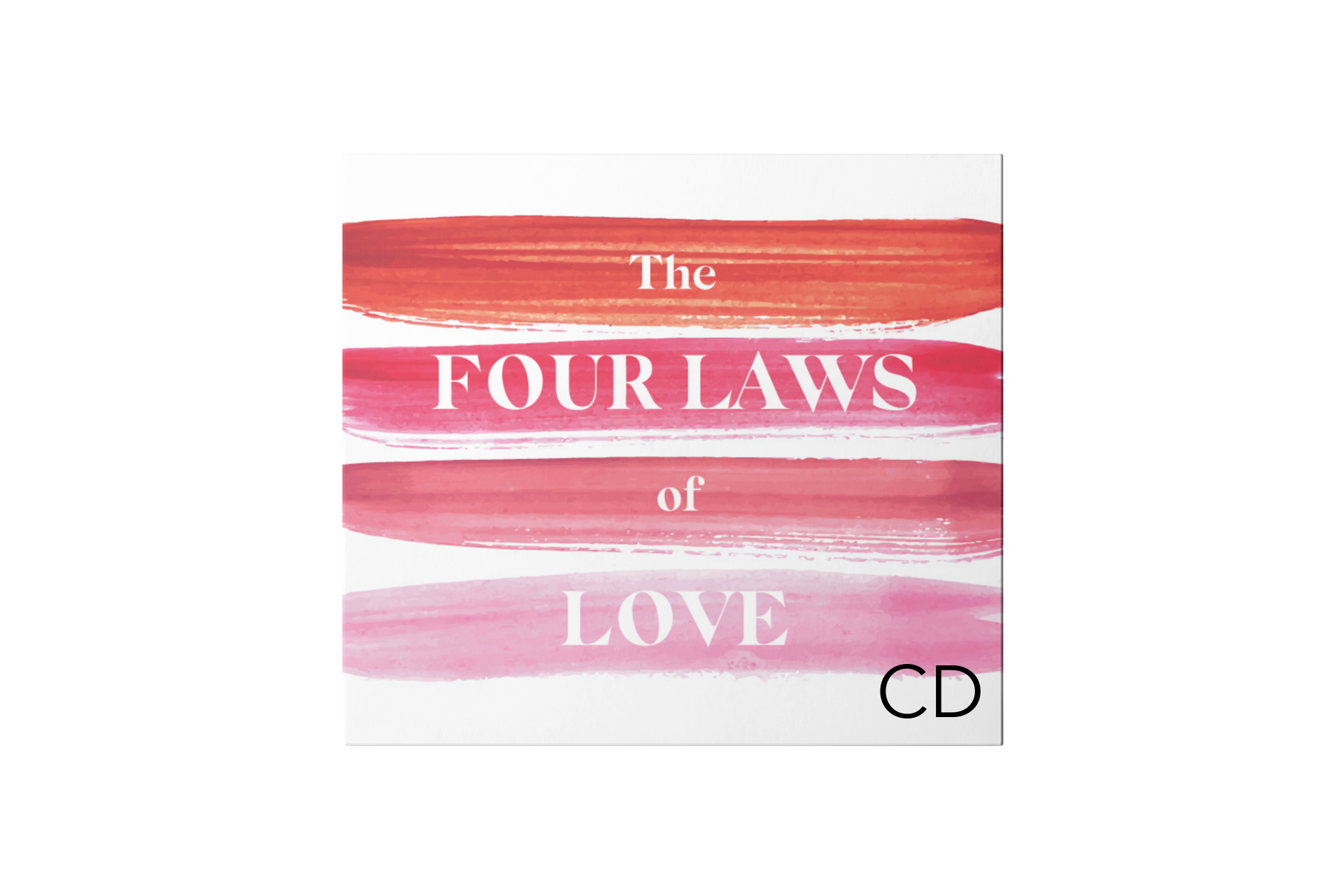 Four Laws of Love CD