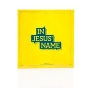 In Jesus Name Devotional Music CD