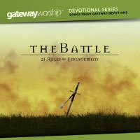 Battle Devotional Music CD