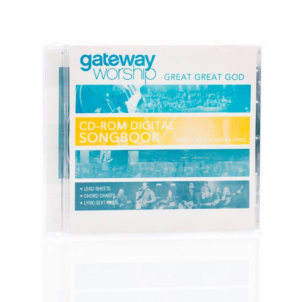 Great Great God CD Rom