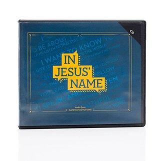 In Jesus Name Devotional Audio