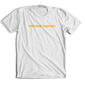 Gateway Together White Tee