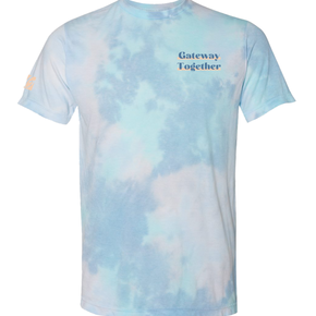 Gateway Together Tie-Dye Tee