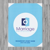 Marriage Revolution Facilitator's Guide w/DVD