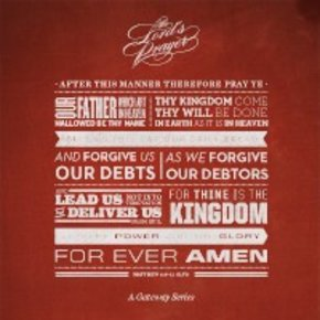 Lords Prayer DVDS