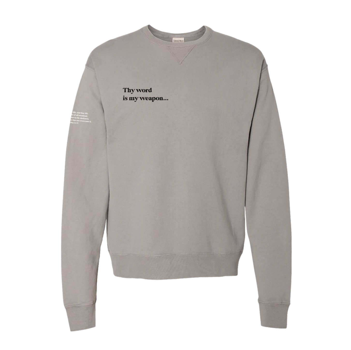 Power of God Pullover